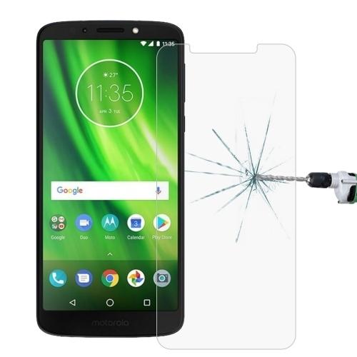 Afbeelding van 0 26 mm 9H 2.5D getemperd glas Film voor Motorola Moto G6 spelen