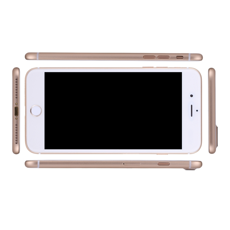 For iPhone 7 Plus Dark Screen Non-Working Fake Dummy  Display Model(Gold)