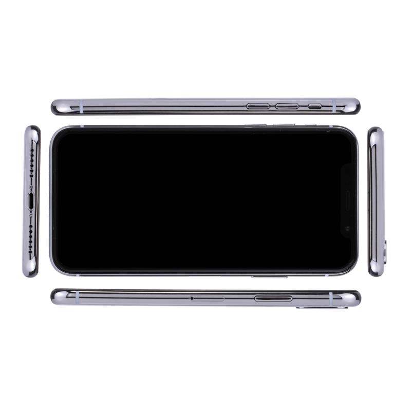 Voor iPhone X donker scherm niet-werkende Fake Dummy Display Model(White)