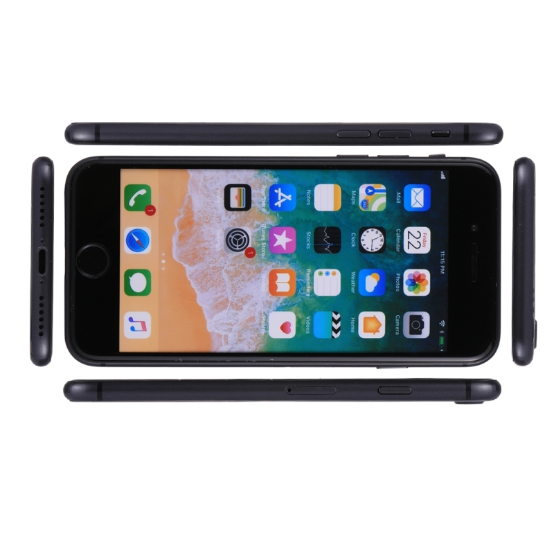 For iPhone 8 Color Screen Non-Working Fake Dummy Display Model(Black)