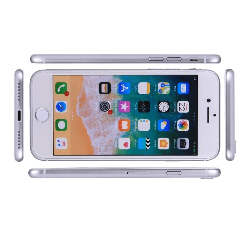 Voor iPhone 8 kleur scherm niet-werkende Fake Dummy Display Model(White)