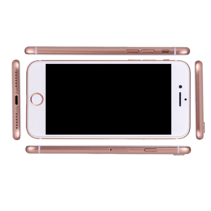 For iPhone 8 Plus Dark Screen Non-Working Fake Dummy Display Model(Gold)