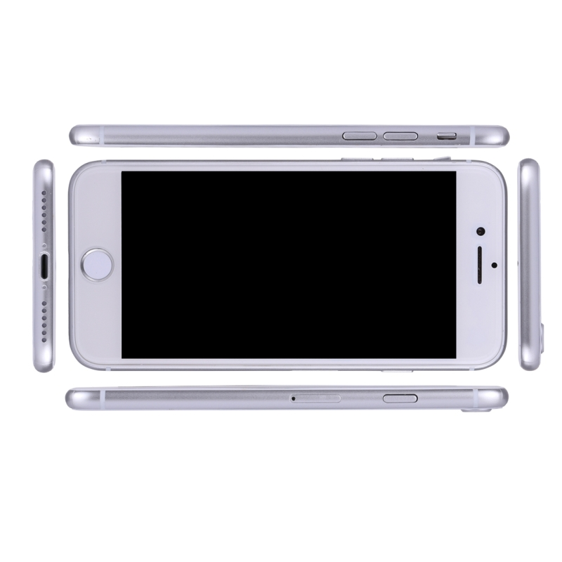 For iPhone 8 Plus Dark Screen Non-Working Fake Dummy Display Model (Silver White)