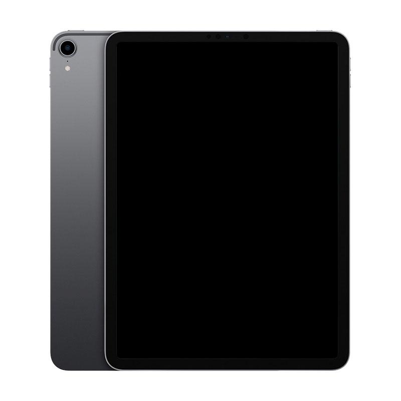 Dark Screen Non-Working Fake Dummy Display Model for iPad Pro 11 inch (2018)(Black)