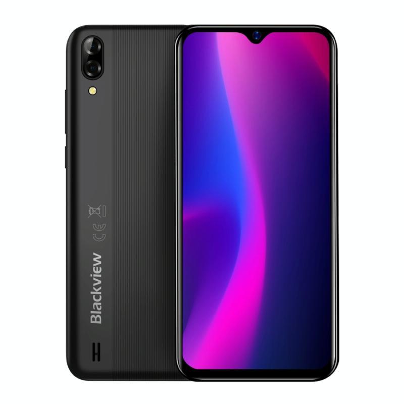 Afbeelding van Blackview A60 1GB + 16GB dubbele Achteruitrijcamera's 4080mAh batterij 6 1 inch Android 8 1 GO MTK6580A Quad Core tot 1 3 GHz netwerk: 3G Dual SIM (zwart)