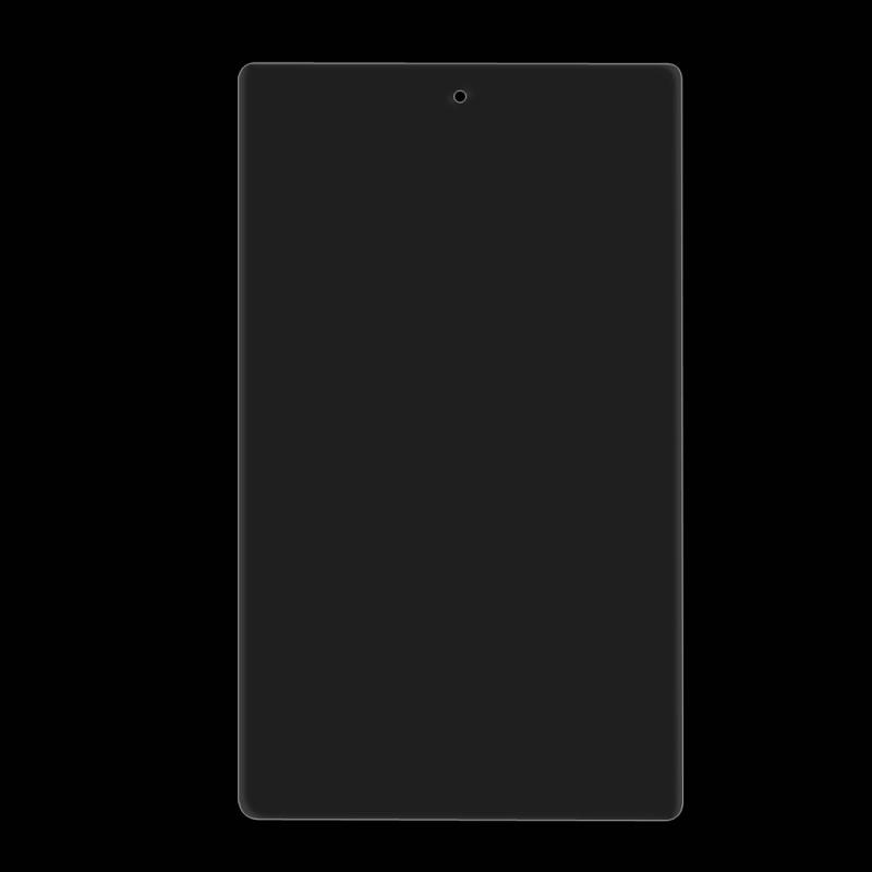 Afbeelding van ENKAY Hat-Prins voor Amazon Fire 7 2017 0.33mm 9H oppervlaktehardheid 2.5D gebogen rand gehard glas Screen Protector