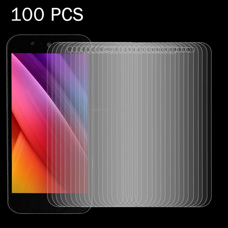 Afbeelding van 100 stuks voor Asus Live / G500TG 0 26 mm 9H oppervlaktehardheid explosieveilige getemperd glas scherm Film