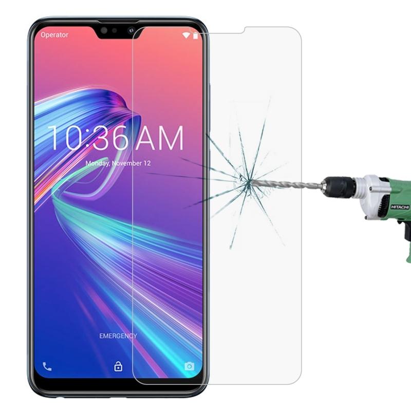 Afbeelding van 0 26 mm 9H 2.5D explosieveilige getemperd glas Film voor Asus Zenfone Max Pro (M2) ZB631KL