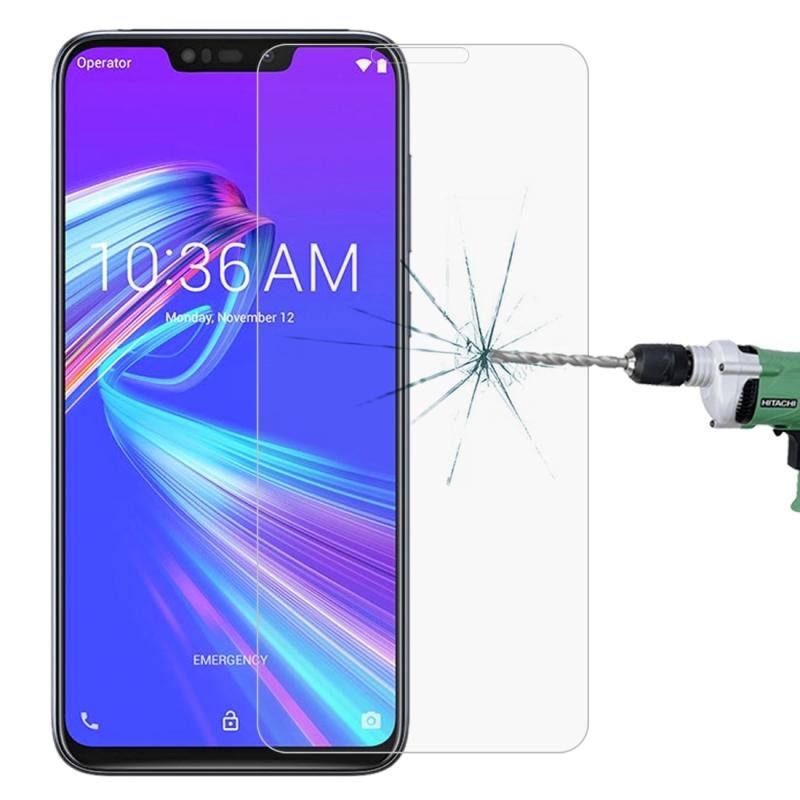 Afbeelding van 0 26 mm 9H 2.5D explosieveilige getemperd glas Film voor Asus Zenfone Max (M2) ZB633KL