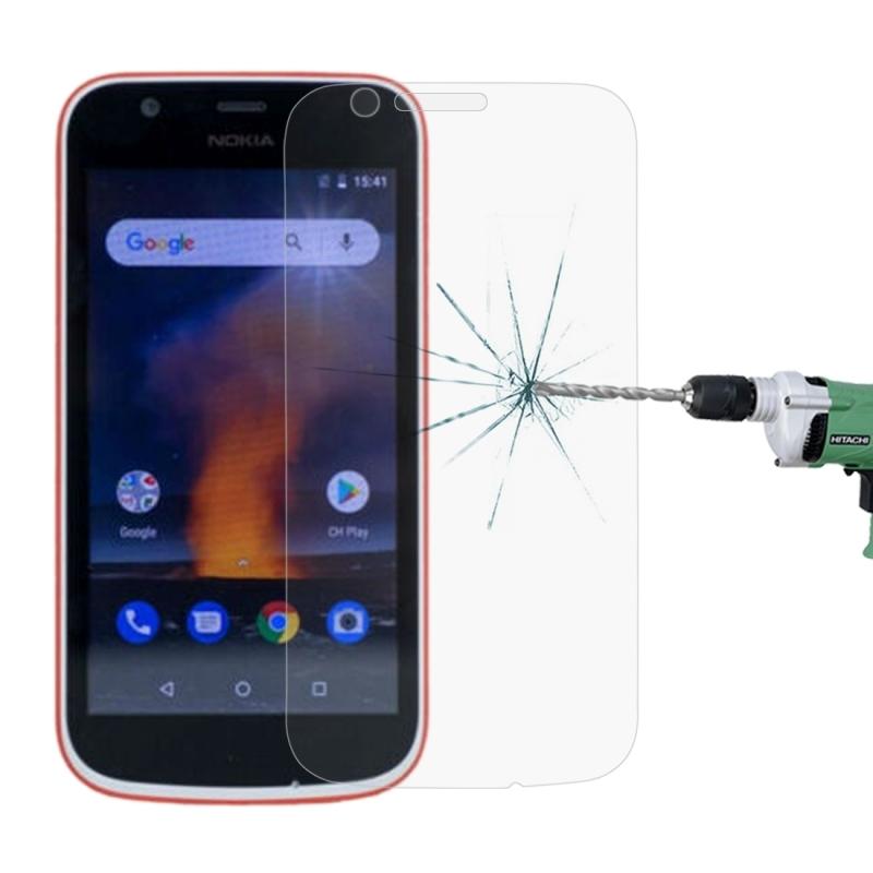 Afbeelding van 0 26 mm 9H 2.5D getemperd glas Film voor Nokia 1