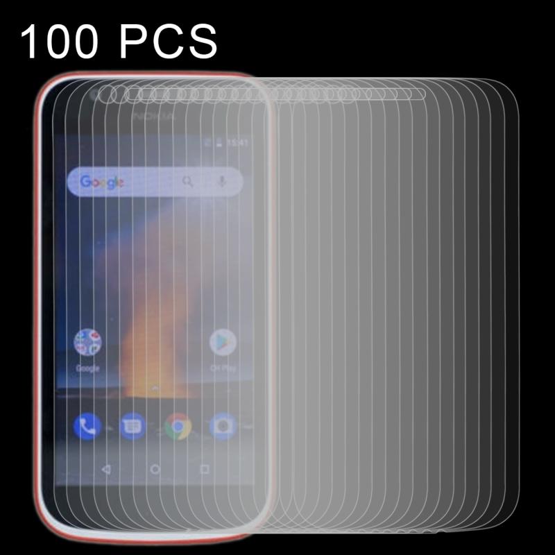 Afbeelding van 100 stuks 0 26 mm 9H 2.5D getemperd glas Film voor Nokia 1