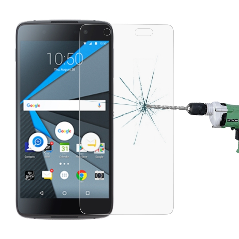 Afbeelding van 0 26 mm 9H 2.5D getemperd glas Film voor Blackberry DTEK50