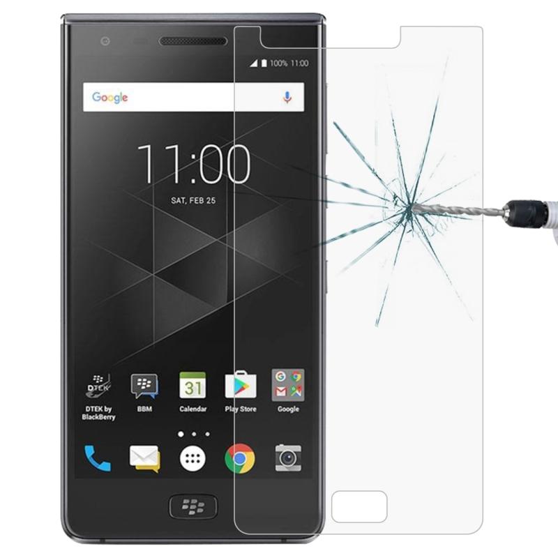 Afbeelding van 0 26 mm 9H 2.5D getemperd glas Film voor BlackBerry Motion