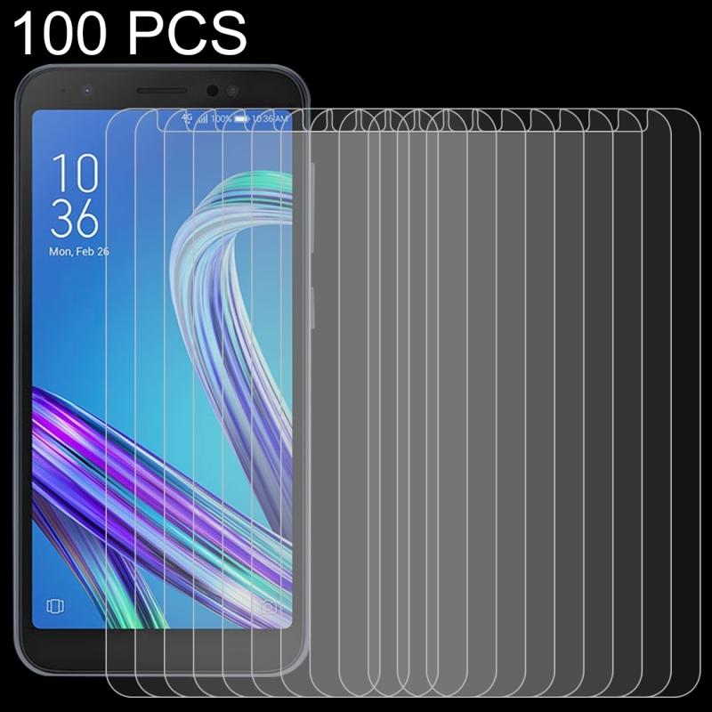 Afbeelding van 100 stuks 0 26 mm 9H 2.5D getemperd glas Film voor ASUS ZenFone Live (L1) ZA550KL