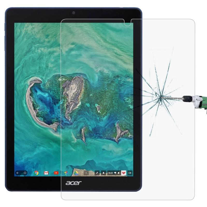 Afbeelding van 0 33 mm 9H HD getemperd glas Film voor Acer legt Tab 10
