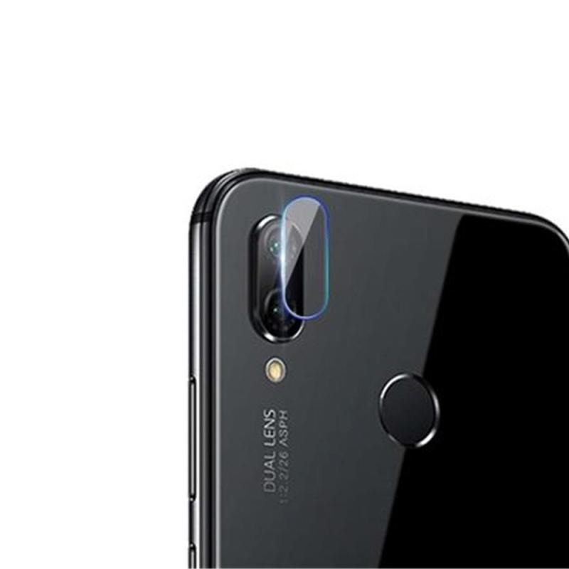 Afbeelding van 0.3mm 2.5D transparante achterkant Camera Lens Protector getemperd glas beschermfolie voor Huawei Nova 3i