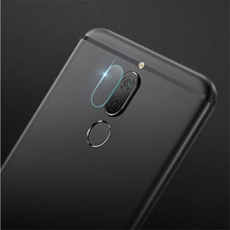 Afbeelding van 0.3mm 2.5D transparante achterkant Camera Lens Protector getemperd glas beschermfolie voor Huawei Maimang 6