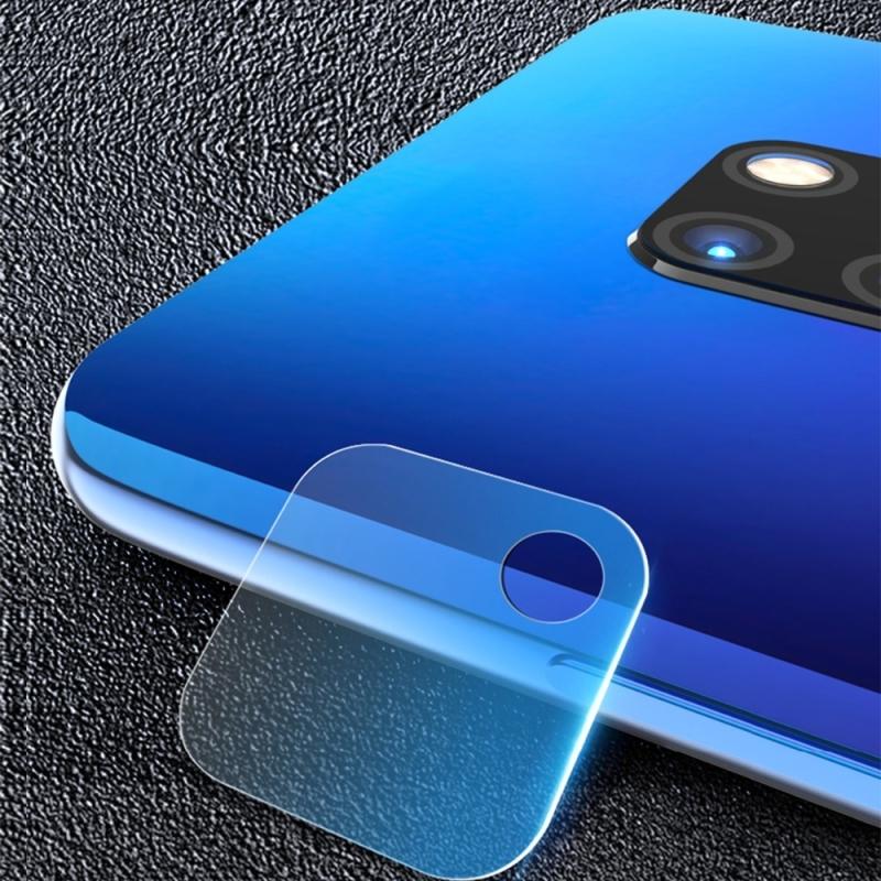 Afbeelding van 0.3mm 2.5D transparante achterkant Camera Lens Protector getemperd glas beschermfolie voor Huawei Mate 20 X