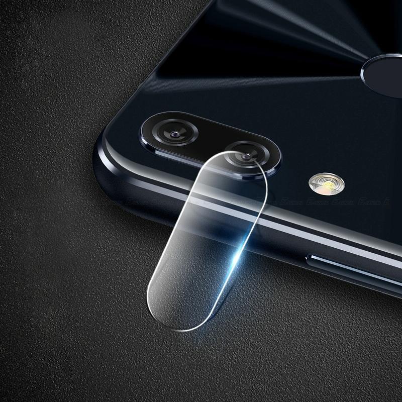 Afbeelding van 0.3mm 2.5D transparante achterkant Camera Lens Protector getemperd glas Film voor Asus Zenfone 5