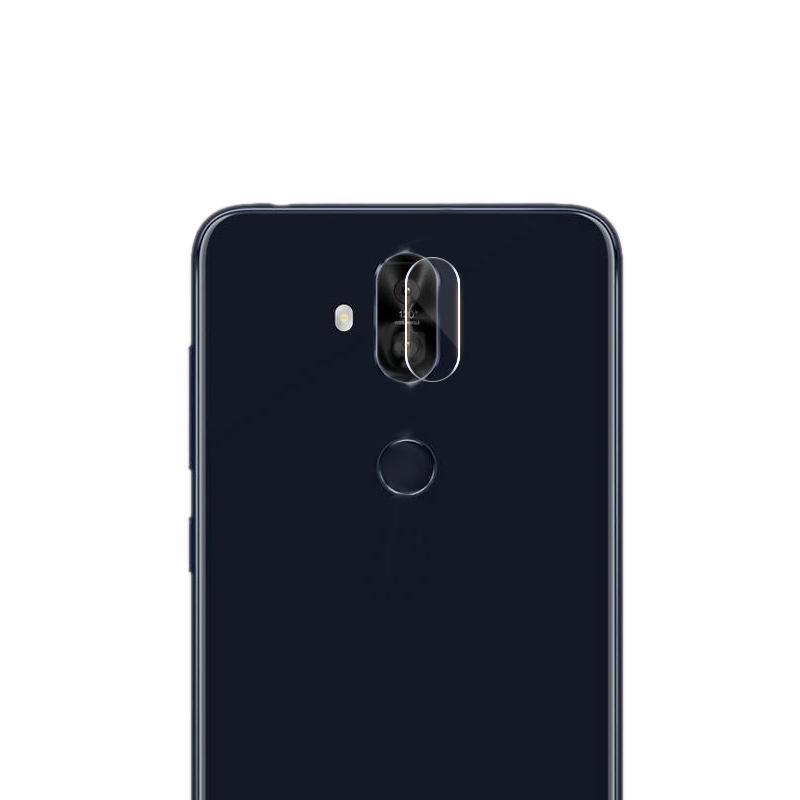 Afbeelding van 0.3mm 2.5D transparante achterkant Camera Lens Protector getemperd glas Film voor Asus Zenfone 5 Lite ZC600KL