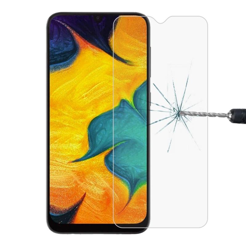 Afbeelding van 0.26 mm 9u 2.5 D getemperd glas film voor Galaxy A30