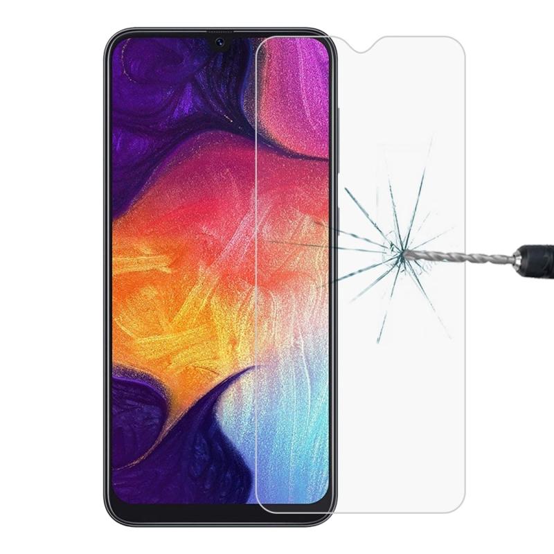 Afbeelding van 0.26 mm 9u 2.5 D getemperd glas film voor Galaxy A50