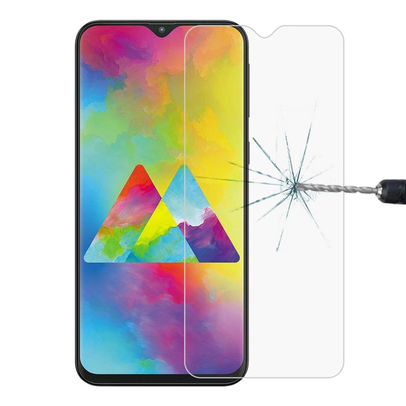 Afbeelding van 0.26 mm 9u 2.5 D getemperd glas film voor Galaxy M20