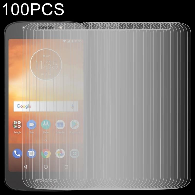 Afbeelding van 100 stuks 0 26 mm 9H 2.5D getemperd glas Film voor Motorola Moto E5 spelen