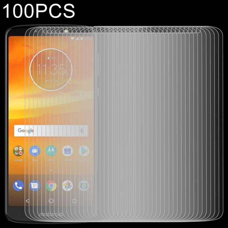 Afbeelding van 100 stuks 0 26 mm 9H 2.5D getemperd glas Film voor Motorola Moto E5 Plus