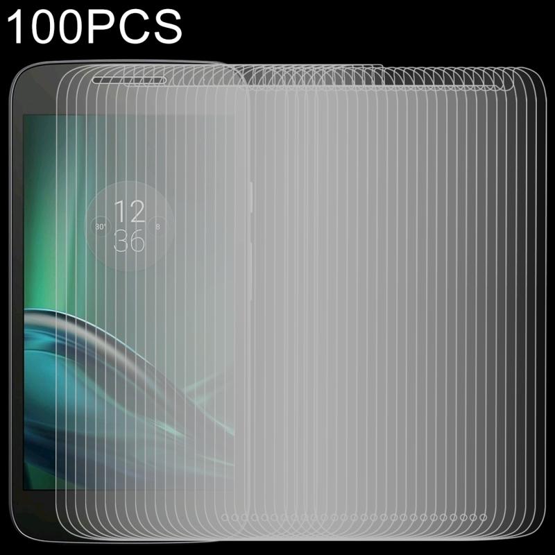 Afbeelding van 100 stuks 0 26 mm 9H 2.5D getemperd glas Film voor Motorola Moto G4 spelen