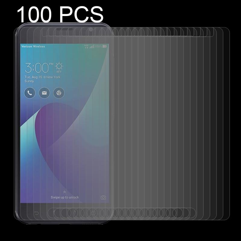 Afbeelding van 100 PCS Asus ZenFone V V520KL 0 26 mm 9H oppervlaktehardheid 2.5D gebogen rand gehard glas Screen Protector