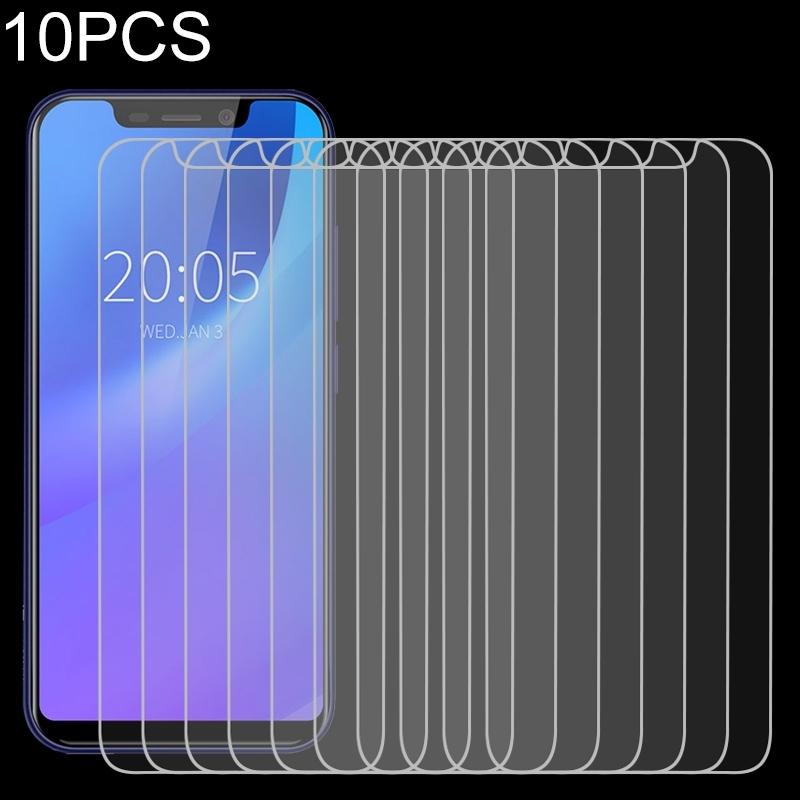 Afbeelding van 10 stuks 9H 2.5 D niet-volledig scherm gehard glas film voor Blackview A30