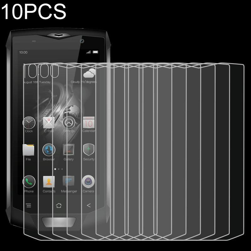 Afbeelding van 10 stuks 9H 2.5 D niet-volledig scherm gehard glas film voor Blackview BV8000 Pro