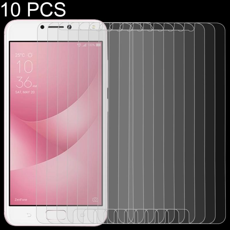 Afbeelding van 100 stuks 0 26 mm 9H 2.5D getemperd glas Film voor Asus Zenfone 4 Max (ZC520KL)