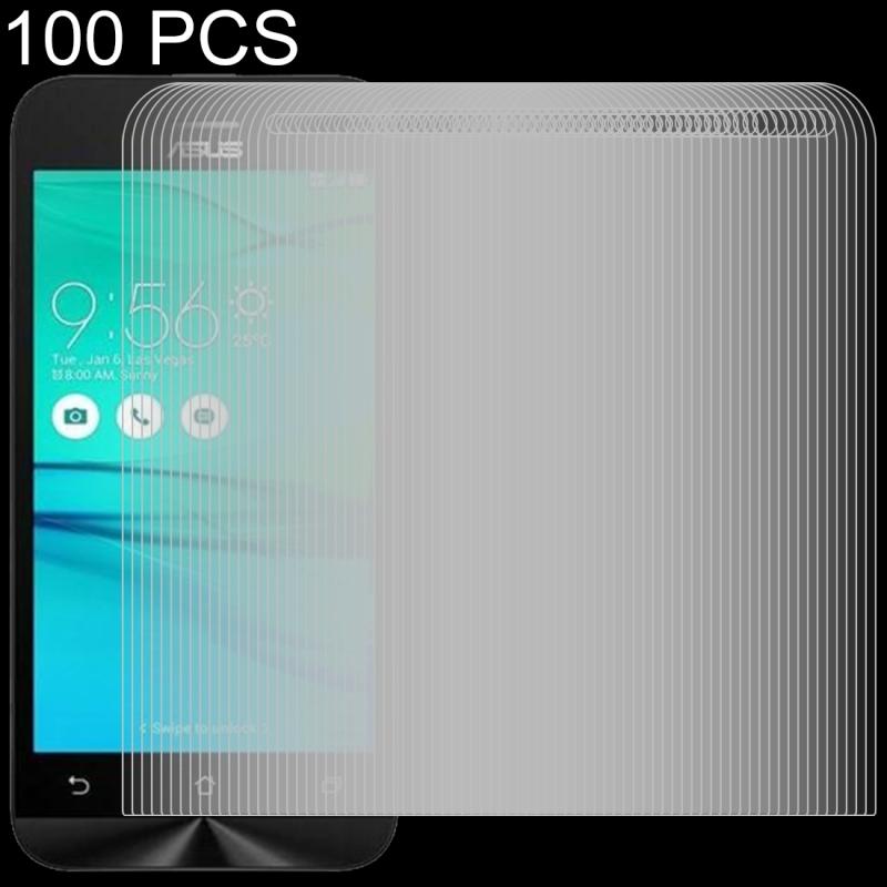 Afbeelding van 100 stuks 0 26 mm 9H 2.5D getemperd glas Film voor Asus ZenFone gaan / ZB452KG