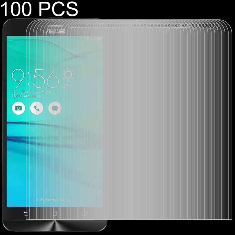 Afbeelding van 100 stuks 0 26 mm 9H 2.5D getemperd glas Film voor Asus ZenFone gaan ZB552KL