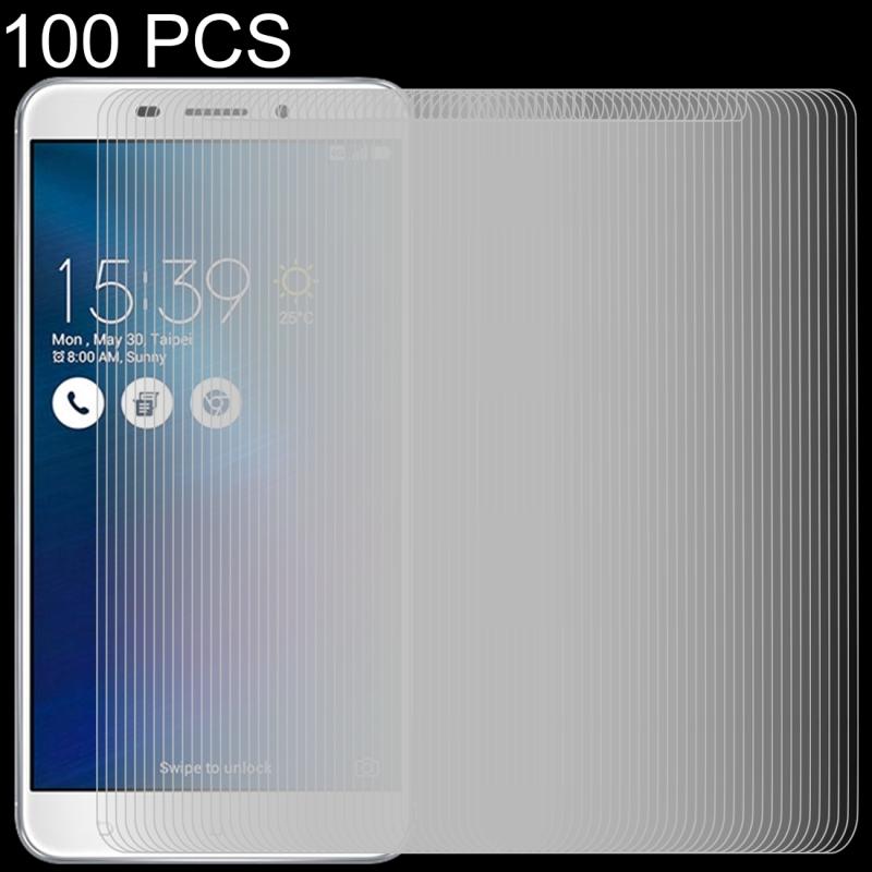 Afbeelding van 100 stuks 0 26 mm 9H 2.5D getemperd glas Film voor Asus Zenfone 3 Laser ZC551KL