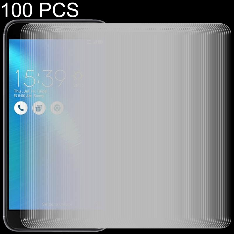 Afbeelding van 100 stuks 0 26 mm 9H 2.5D getemperd glas Film voor Asus ZenFone 3 Max ZC553KL