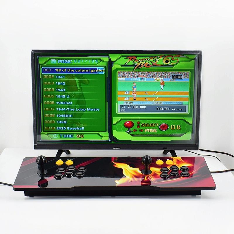 Afbeelding van Moonlight Box 6S boksen koning Street Battle Dual personality game machine Rocker handvat concurrerende Game-apparatuur