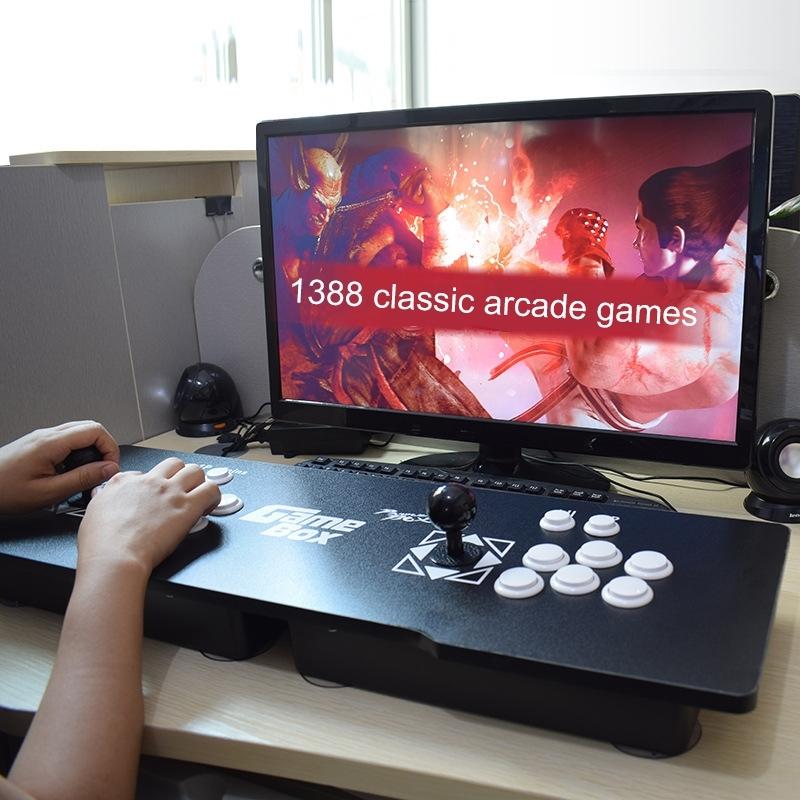 Afbeelding van Moonlight Box 6S Dual persoonlijkheid vechter Arcade Game Boxer koning concurrerende Home Game machine