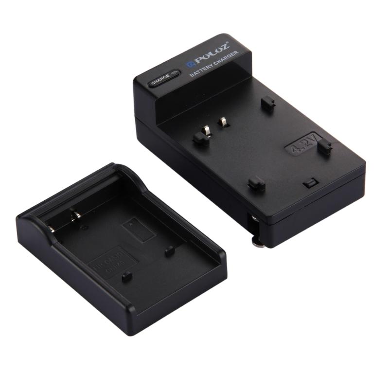 PULUZ VS Plug batterijlader voor CASIO CNP40 batterij
