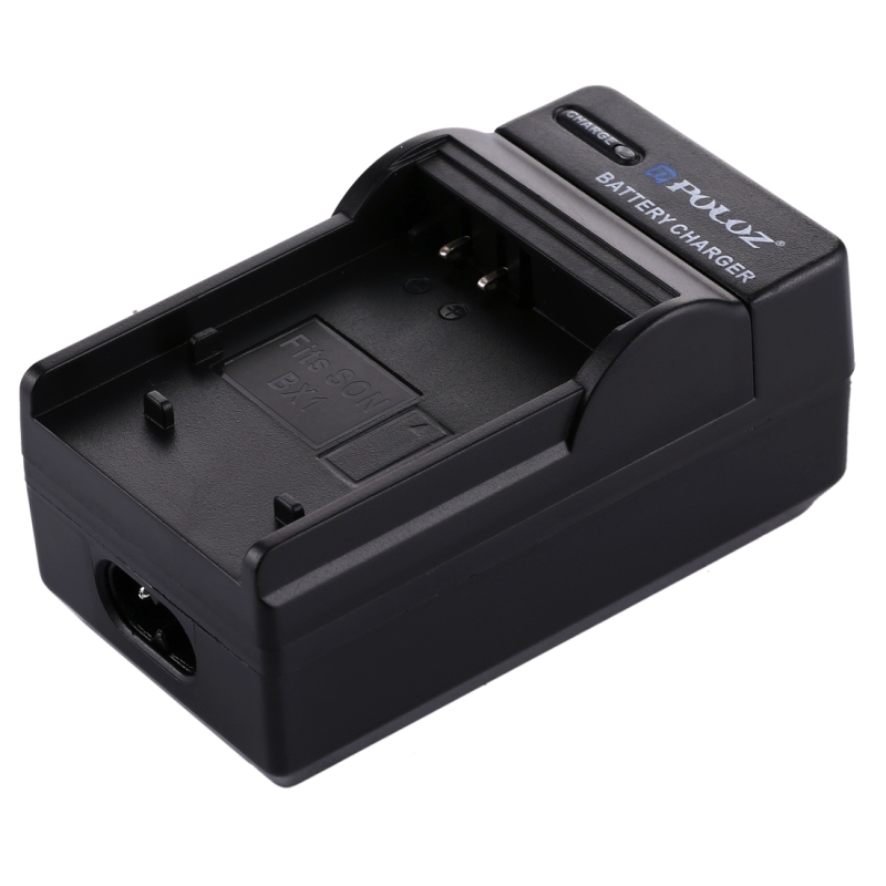 PULUZ 2-in-1 Digitale Camera batterij autolader voor de Canon NB - 6L accu