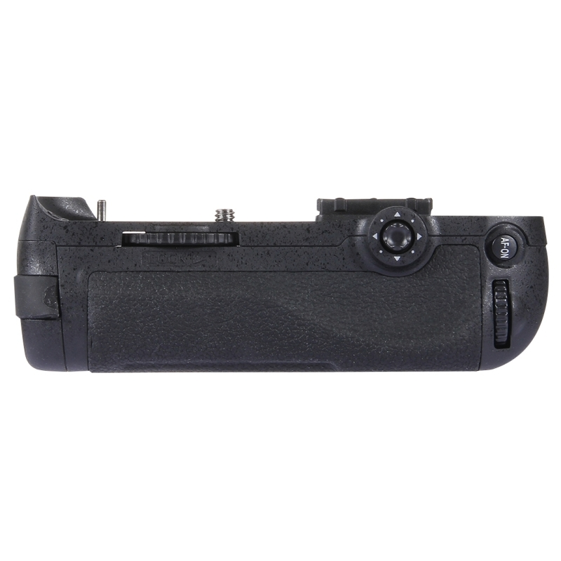PULUZ Verticale Camera Batterij Grip voor Nikon D800 / D800E / D810 Digitale Camera (zwart)