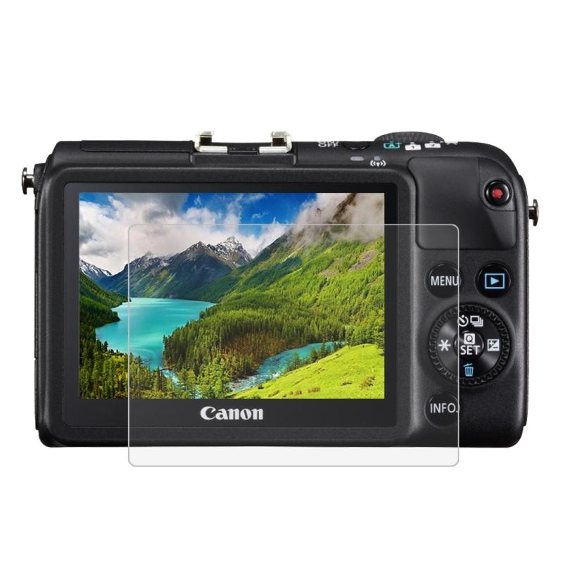 PULUZ 2.5D 9H Gehard glas Scherm bescherming Protector met gebogen rand voor Canon M2 / SX700 HS Camera