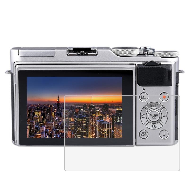 PULUZ voor Fujifilm X-A3 Camera 2.5D gebogen rand 9H oppervlaktehardheid gehard glas Screen Protector