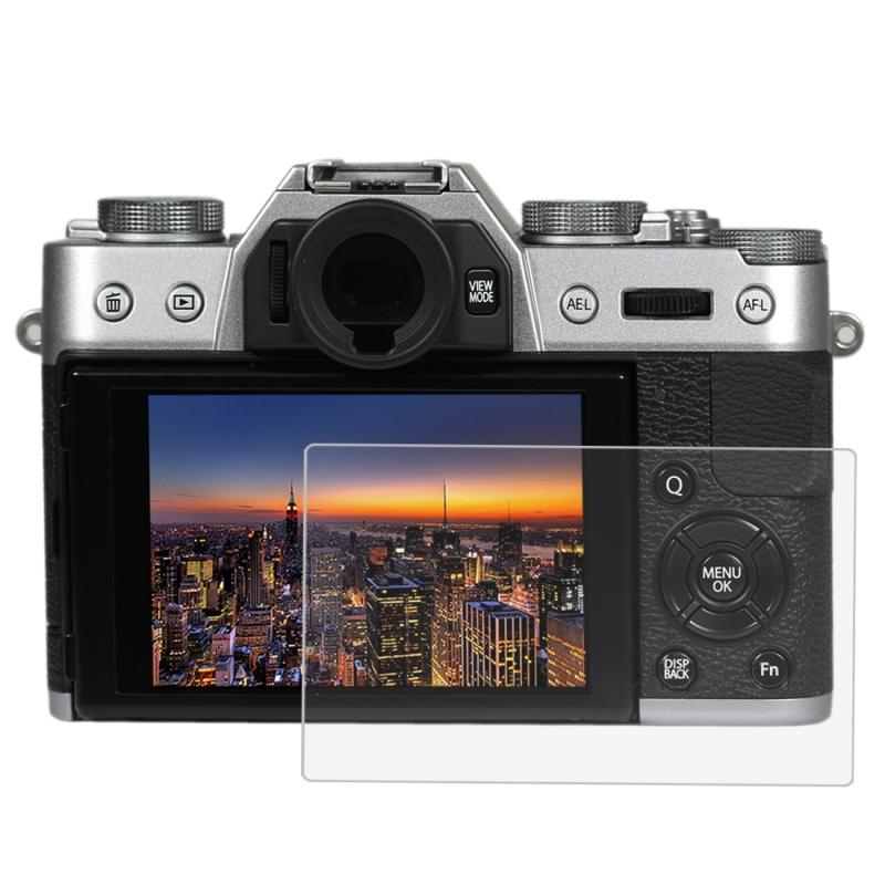 PULUZ voor Fujifilm X-T10/T20 Camera 2.5D gebogen rand 9H oppervlaktehardheid gehard glas Screen Protector