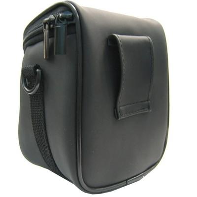 Waterbestendige Digitale Camera Draagtas  Afmetingen: 14 x 11.5 x 8.3 cm (zwart)