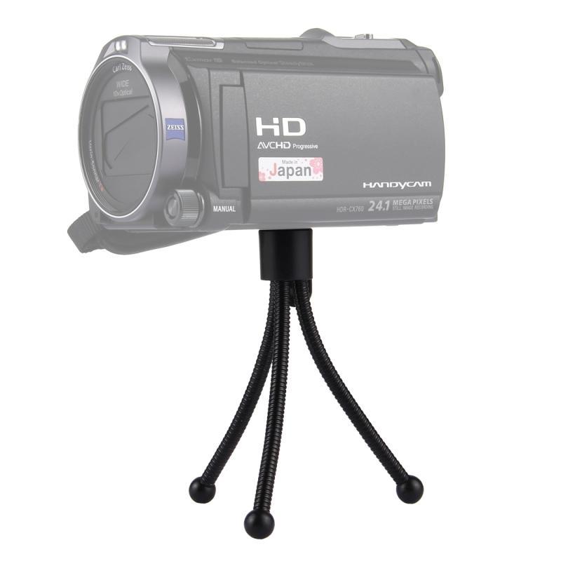 tabel van draagbare statief stand voor digitale camera's  max hoogte: 120mm