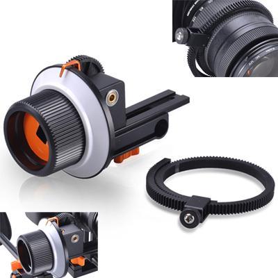 Aputure MFF-1 Metalen V-Wiel Volg Focus voor DSRL en Camcorder