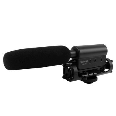 SGC-598 condensor opname microfoons professionele fotografie interview gewijd microfoons  modus voor dslr & DV-camcorder(zwart)